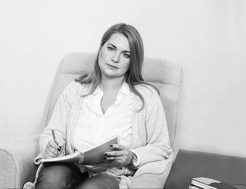 Катерина Левин_психоаналитик