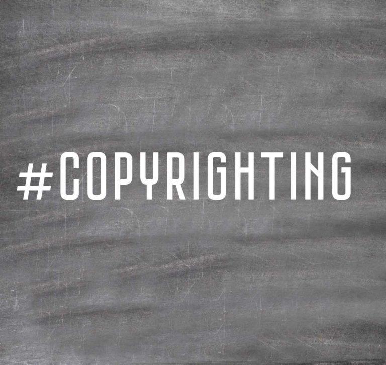 copyrighting