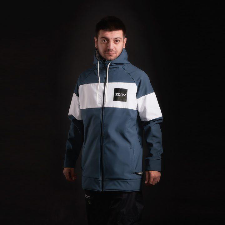 Фэшн фотография — реклама куртки