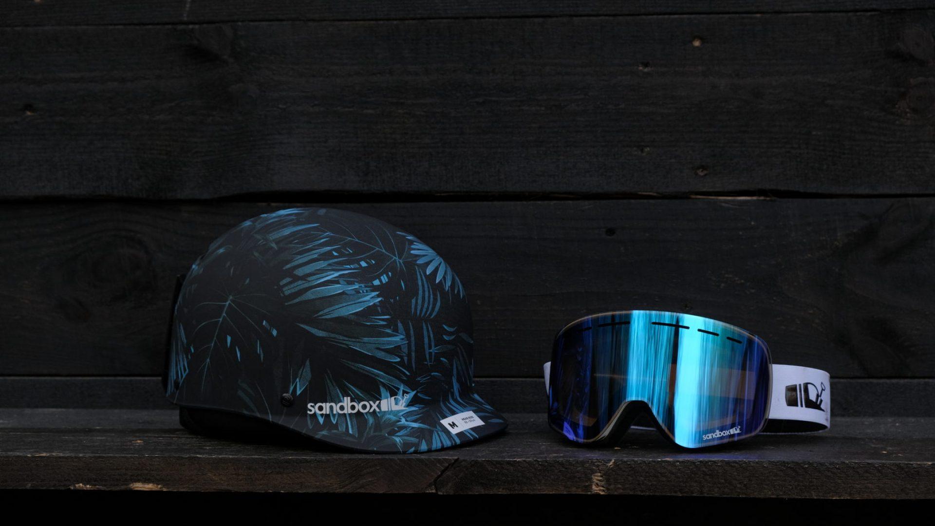 Предметная фотосъемка — Защита сноубордиста